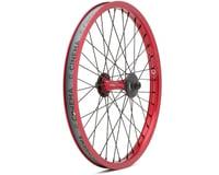 Cinema ZX Front Wheel (Red)