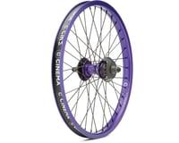 Cinema ZX Cassette Wheel (Purple)
