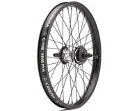 Cinema FX2 888 Freecoaster Wheel (LHD) (Polished/Black)