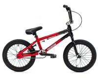 "Colony Horizon 16"" BMX Bike (15.9"" Toptube) (Black/Red Fade)"