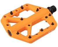 Crankbrothers Stamp 1 Platform Pedals (Orange)
