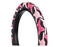 Cult Vans Tire (Pink Camo/Black)
