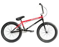"Division Brookside 20"" BMX Bike (20.5"" Toptube) (Black/Red Fade)"