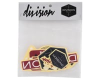 Division Sticker Pack
