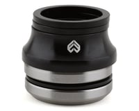 Eclat Wave Integrated Headset (Black) (W/16mm Top Cap & Two Spacers)