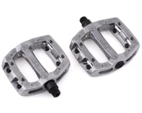 Eclat Slash Aluminum Platform Pedals (Raw)