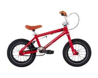 "Fit Bike Co 2021 Misfit 12"" BMX Bike (13"" Toptube) (Warm Red)"