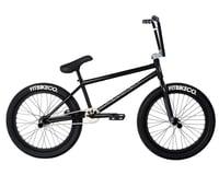 "Fit Bike Co 2021 STR Freecoaster BMX Bike (MD) (20.5"" Toptube) (Gloss Black)"