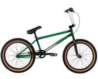 "Fit Bike Co 2021 TRL BMX Bike (XL) (21"" Toptube) (Trans Green)"