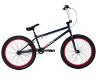 "Fit Bike Co 2021 Series 22 BMX Bike (21.125"" Toptube) (Navy Blue)"