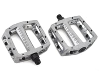 Fit Bike Co Alloy Unsealed Pedals (Silver)