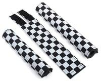 Flite Checkerboard BMX Padset (Black/White)