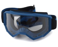 Fly Racing Focus Youth Goggle (Blue) (Clear Lens)