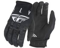 Fly Racing Kinetic K121 Gloves (Black/White)