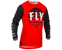 Fly Racing Kinetic K220 Jersey (Red/Black)