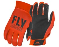 Fly Racing Pro Lite Gloves (Red/Black)