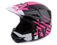 Fly Racing Youth Kinetic Thrive Helmet (Pink/Black/White)