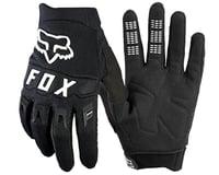 Fox Racing Dirtpaw Youth Glove (Black/White)