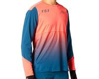 Fox Racing Flexair Long Sleeve Jersey (Atomic Punch)