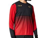 Fox Racing Flexair Long Sleeve Jersey (Chili)