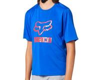 Fox Racing Ranger Short Sleeve Youth Jersey (Blue)