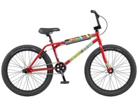 """GT 2021 Dyno Pro Compe Heritage 24"""" BMX Bike (22"""" Toptube) (Red)"""