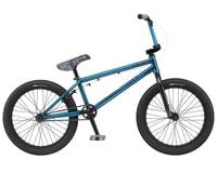 """GT 2021 Performer 20.5 BMX Bike (20.5"""" Toptube) (Trans Teal)"""