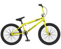 """GT 2021 Air BMX Bike (20"""" Toptube) (GT Yellow)"""
