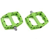 "INSIGHT Platform Pro Thermoplastic Pedals (Green) (9/16"")"