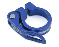 INSIGHT Quick Release Seat Post Clamp (Blue)