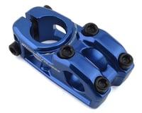 """INSIGHT 1-1/8"""" BMX Race Stem (Blue)"""