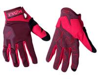 Kali Venture Gloves (Red)