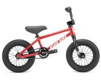 """Kink 2022 Roaster 12"""" BMX Bike (12.5"""" Toptube) (Digital Red)"""