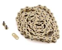 KMC S1 Single Speed BMX Chain (Gold)