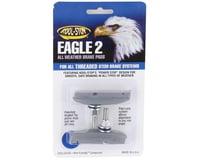 Kool Stop Eagle 2 Brake Pads (Threaded) (Silver) (Pair)