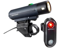 Kryptonite Street F-300/Avenue R-30 Headlight & Tail Light Set (Black)