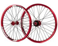 MCS Pro Cassette Wheelset (Red)