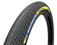 """Michelin Pilot SX Slick BMX Tubeless Tire (Black) (20"""") (1.7"""")"""