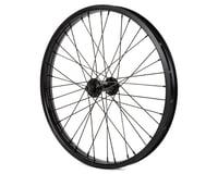 Mission Radar Front Wheel (Black)