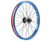 Odyssey Hazard Lite Front Wheel (Blue)