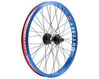 Odyssey Hazard Lite Cassette Wheel (Blue)