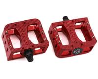 Primo Super Tenderizer Aluminum Pedals (Red)