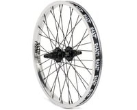 Rant Party On V2 Cassette Rear Wheel (Silver) (Left Hand Drive)