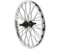 Rant Moonwalker 2 Freecoaster Wheel (Silver) (Left Hand Drive)