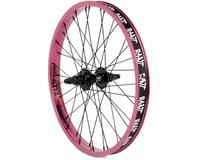 Rant Party On V2 Cassette Rear Wheel (Pepto Pink) (Left Hand Drive)