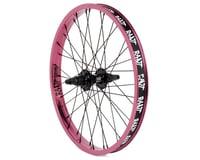 Rant Party On V2 Cassette Rear Wheel (Pepto Pink)