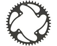 RENNEN BMX Threaded 4-Bolt Chainring (Black)