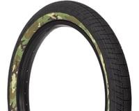 Salt Plus Sting Tire (Black/Forest Camouflage)