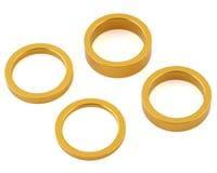 Salt Headset Spacer Set (Gold)