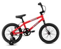 "SE Racing 2021 Bronco 16"" BMX Bike (Red) (15.1"" Toptube)"